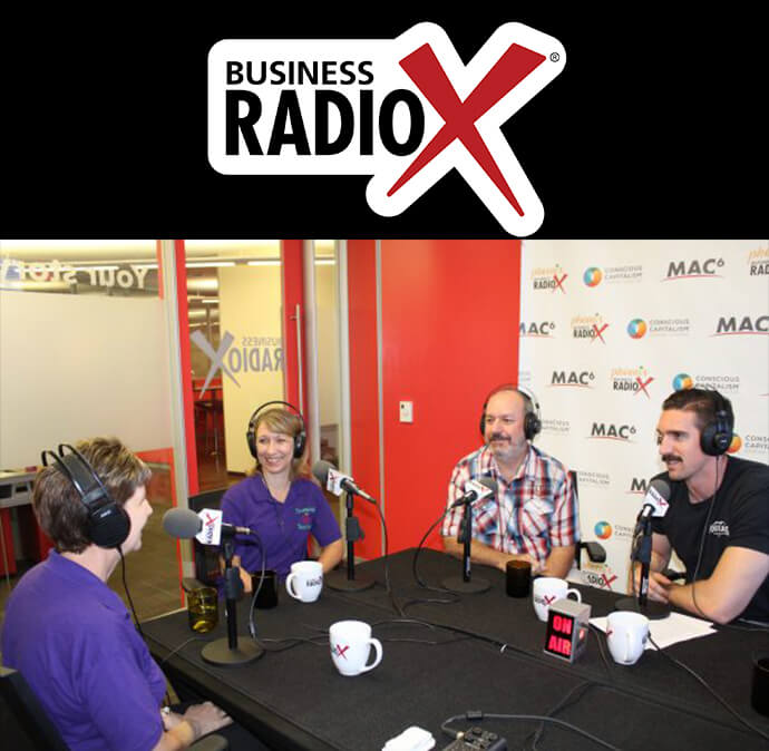 BusinessRadioX