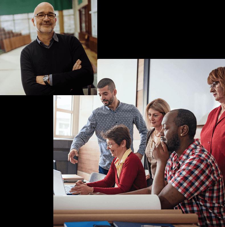 az-teacher-collage