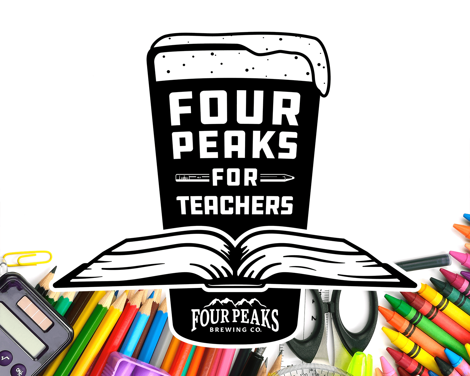 Four Peaks For Teachers 2020